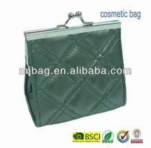 High quality big quilt clutch bag