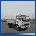 assurance de la qualité sintruck mine overlord zz1107g3815d1 howo camion léger