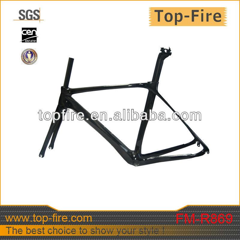 自転車の 自転車 フレームサイズ 480 : Carbon Fiber Bicycle Frame
