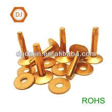 Offer Samples Copper Blind Rivets