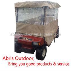 Customs 2 Seater Club Car Cover Golf Cart Enclosures