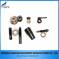 small plastic nylon gears manufacturer in china