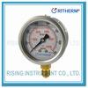 12030631 2.5 inch 4 inch germany wika pressure gauge