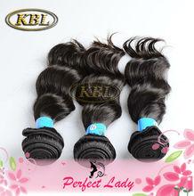 Wholesale low price body wave virgin brazilian hair extension