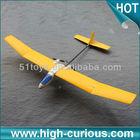 2CH Radio-Control Falcon Airplane, Plastic Model Airplane