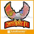 eagle parche bordado el emblema distintivo