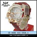 2013 damas joyería de diamante grande damas muñeca reloj de la decoración de navidad