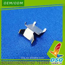 Taiwan stainless steel 9v battery holder for cr1220 battery