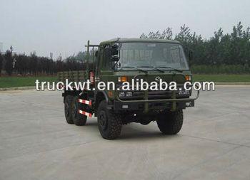 DongFeng Flat Head 6*6 Desert off-road Vehicle