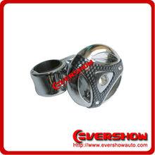 Unique shift knob with diamond steering wheel knob ES63003