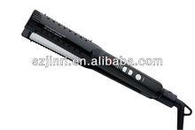 Wet to dry use FND digital display vibration straightening/hair straightener /hair iron