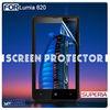 Myfone privacy/mirror/plain/anti glare mobile LCD screen protectors/guard/cover/film for Nokia lumia 820