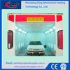 CE standard car paint spray booth manufacturer