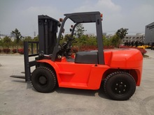 8 ton diesel forklift trucks compare to toyota