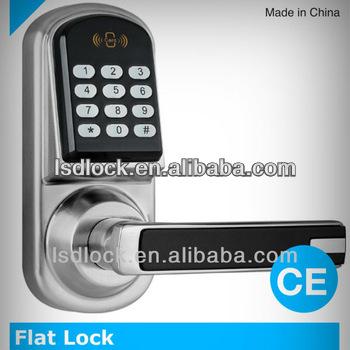 zinc alloy electronic password door lock digital locks