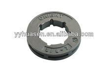 "3/8""-7 Chain Saw Sprocket Small (saw chain parts,rim sprocket , chain wheel)"