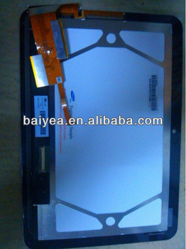 "Original LCD for Toshiba Excite AT200 10.1"" inch lcd display with Touch Screen Digitizer Front Panel assembly Replacement"