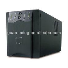 1000VA 670 Watts Online APC UPS Black