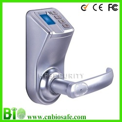 Biometric Keyless DIY Install Manual PW/KEY 3 in 1 door lock actuator motor HF-LA9