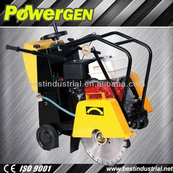 Hot Sale!!! Honda GX390 13HP Concrete Road Cutter Machine