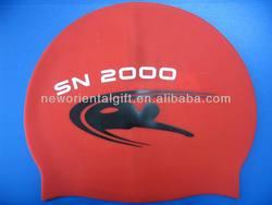 888 Newest Cheap Custom Silicone Swim Cap