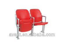indoor stadium chair,indoor stadium seat for volleyball,tennis,basketball public ball sport events