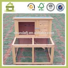SDR12 wooden pet house wood rabbit house