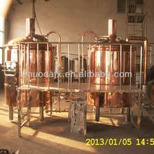 300L red copper microbrewery copper distillers