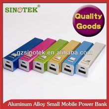 SINOTEK 2200mah usb chinese movable batteries