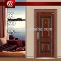 Acier en bois porte blindée blindées. en bois en acier en bois portes d'entrée principale