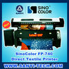 Direct Sublimation Flag Textile Printer ( with Epson DX7 Head). 1.8 m/3.2 m, 1440 dpi