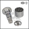 personalizado de acero inoxidable de mecanizado cnc motor de pistones axiales de piezas de la bomba