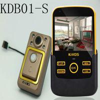 3.5'' LCD Color Screen Digital Doorbells Motion Sensor Door Peephole Viewer From Kivos