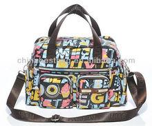 fashion new design ladies waterproof nylon sport bags women