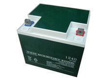 Seal lead acid battery 12V40AH for ups / inverter/ battery