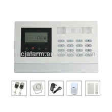 home automation LCD display pstn Customized Language