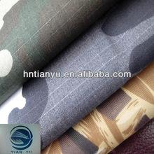 Supplier CVC Camouflage Fabric