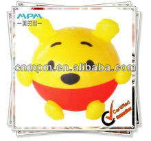 Inflável bola urso, Venda quente pvc urso de brinquedo