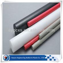 Engineering smooth polyethylene pe plastic rod