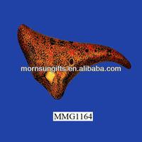 Antique 12 hole Major Tenor Ceramic Custom Ocarina