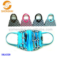 5pcs high quality stainless steel materials used in manicure