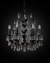 classical style silver chandelier used in Hall or room
