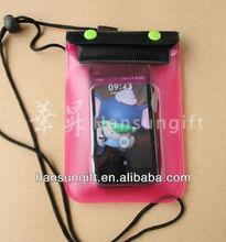 PVC waterproof bag/Waterproof Mobile Phone Case