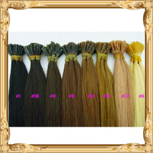 Accept paypal wholesale human hair extensions i tip hair extensions