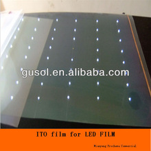 liquid crystal light modulation glass, ITO PET film for security window