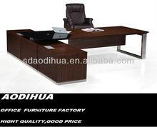2013 special design MDF office furniture executive desk KF-A03