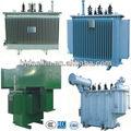 10kv-220kv óleo trifásico imerso transformador de energia elétrica