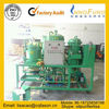 Gear Oil Regeneration Purification, Lube Oil Filtering / Motor Oil Recycling Machine/ Oil-water separator / Oil Filtration