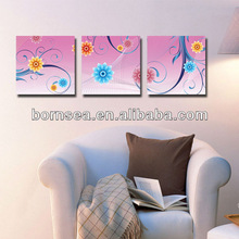 effect pictures of stretched canvas printing