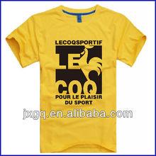 2014 new style t shirt printing short sleeves 100 cotton t shirt men's t shirt